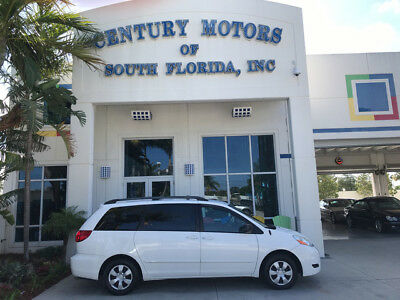 2006 Toyota Sienna  Leather 7 Passenger CD 1 Owner Clean CarFax