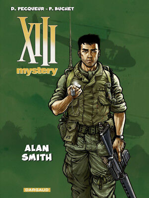Xiii Mystery ** Tome 12 Alan Smith** Eo Neuf Buchet/pecqueur