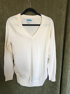 b8005a3f437a0 OLD NAVY MATERNITY Sweater Cardigan Buttons Size M Medium - $2.99 ...