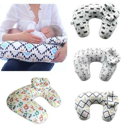 Detachable U-Shaped Maternity Breastfeeding Nursing Support Pillow for Baby