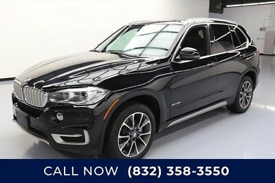 BMW X5 sDrive35i Texas Direct Auto 2017 sDrive35i Used Turbo 3L I6 24V Automatic RWD SUV Premium