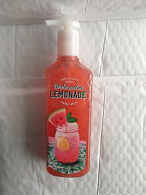 Bath & Body Works WATERMELON LEMONADE Deep Cleansing Hand Soap 236 mL