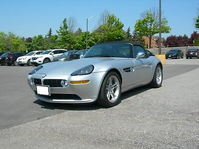 2000 BMW Z8  Limited production 2000 BMW Z8 with factory hardtop included MINT MINT MINT!!