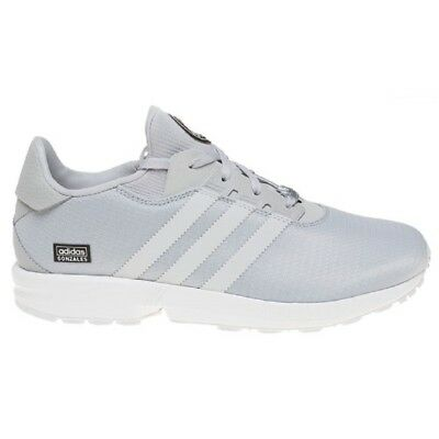 quality design ad18b 768d6 ADIDAS ZX GONZ Grey Silver White Black Running Discounted (349) Men's Shoes