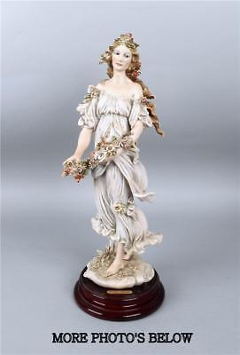 Signed Giuseppe Armani Collector's Figurine # 212C Flora - 1994 Members Only