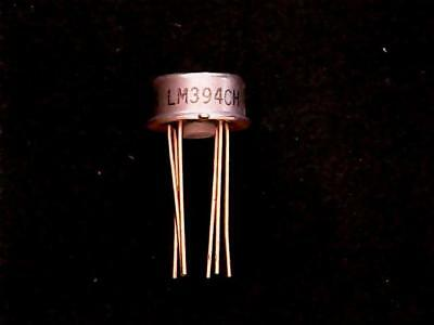 LM394CH - LM394 National Semiconductor Supermatch Pair (TO-5 Can)