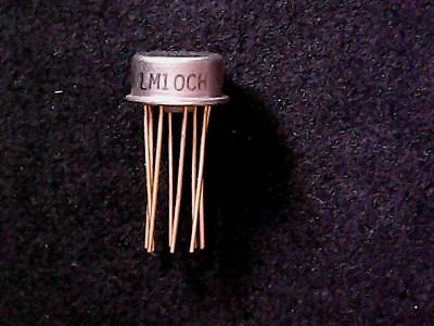 LM10CH - LM10 National Semiconductor OP Amp (TO-5 Can)