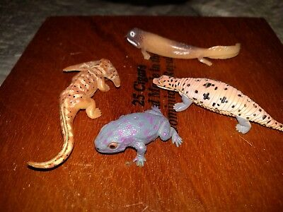 Rare PlayVisions Play Visions PV Amphibians in good shape prehistoric animals