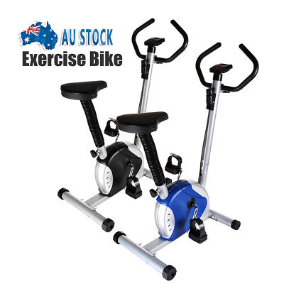 Exercise Fitness Training Bicycle Home Gym Cycling Cardio Equipment Spin Bike