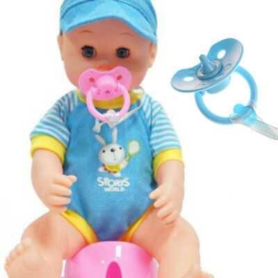 Pacifiers for Reborn Baby Doll Handmade DIY Pacifiers Nipples Dummy  STDE