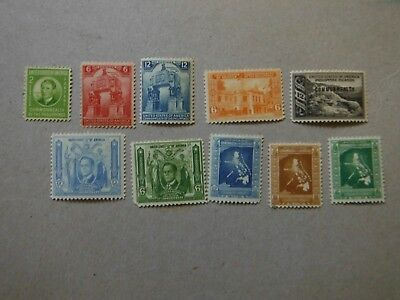 Philippines as American territory, Mint unhinged, 2 scans
