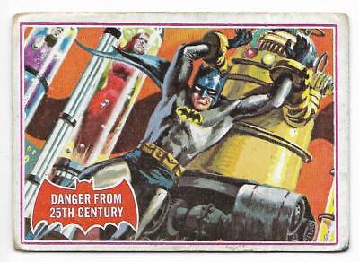 1966 Batman Red Bat (29A) Danger From 25th Century