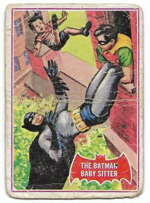 1966 Batman Red Bat (34A) The Batman Baby Sitter