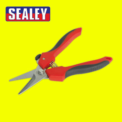 Sealey AK8525 - 190mm Universal Shears Wire, Rope, Cord, Cable Cutters NEW