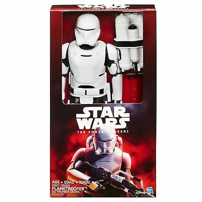Star Wars The Force Awakens Flametrooper 2015 Figure Hasbro Kenner 171 Action- & Spielfiguren