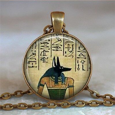 Anubis pendant,Anubis necklace,Egyptian Lord of the Underworld,Egyptian jewelry