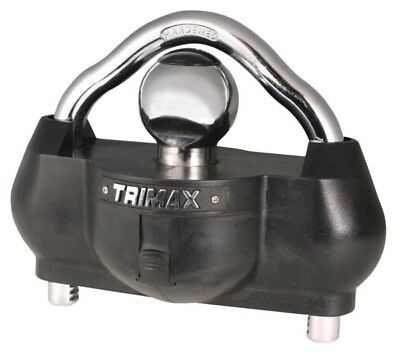 TRIMAX Trailer Coupling Lock, Premium  Part# UMAX100