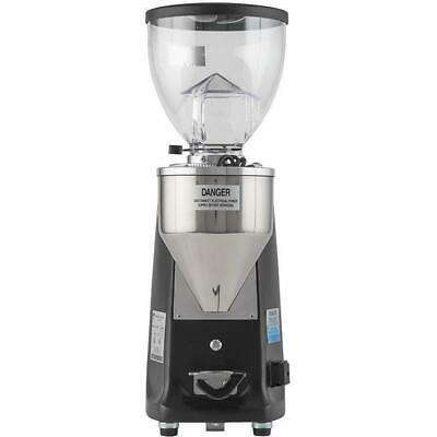 Mazzer Mini Electronic Espresso Coffee Grinder Type A Black