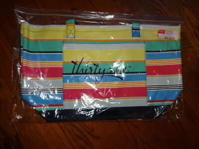 Thirty-One Thirty One 31 Gifts Beach Ready Tote BRAND NEW Patio Pop