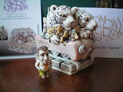 Harmony Kingdom High Rollers V2 Tigers Rat Pack Las Vegas Reunion Event Pc SGN