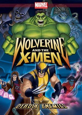 Wolverine and the X-Men: Deadly Enemies