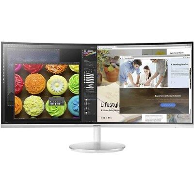 Samsung CF791 34 inch Curved Widescreen Monitor