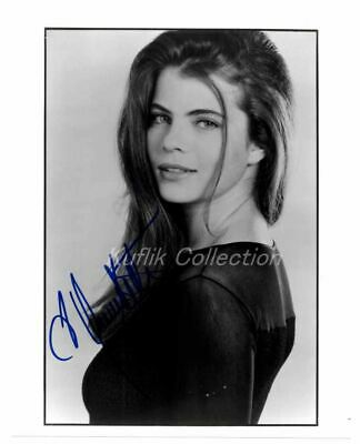 Yasmine Bleeth Actress Caroline In Baywatch Tv Autographed Signed Index Card Selling Well All Over The World Cards & Papers Entertainment Memorabilia