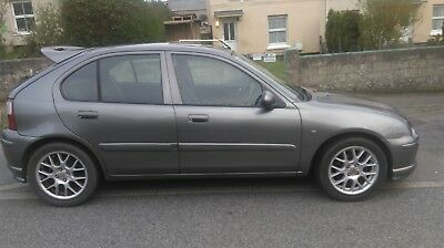 MG ZR+ 1.8 petrol 2003 with very low mileage