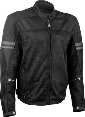 Highway 21 Men's TURBINE Jacket (Black) with QUICK SHIPPING and MULTIPLE SIZES!
