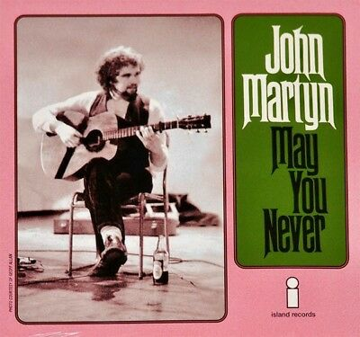 "ISLAND 7"" 377-600-6: JOHN MARTYN - May You Never - 45rpm RSD 2014 LTD NEW"
