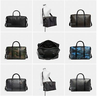 748f15b5d1 NEW COACH MENS F32308 F29049 Voyager Travel Duffle Bag -  229.99 ...