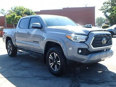 2018 Toyota Tacoma SR5 2018 Toyota Tacoma TRD Sport! Salvage Repairable! Must See! Priced to Sell! L@@K
