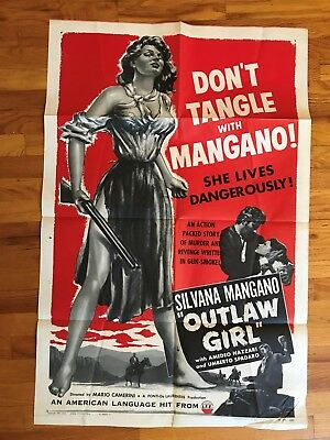 OUTLAW GIRL- One-Sheet