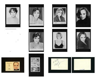 My Demon Love Signed Autograph And Headshot Photo Set Michelle Little