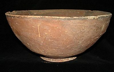 EBAY BEST POTTERY! ANCIENT PAINTED HOLY LAND BOWL! 1500BC  Time of MOSES