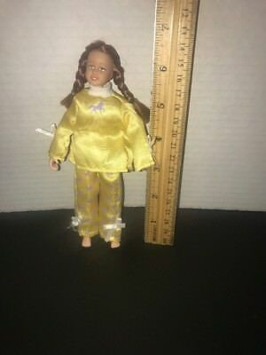 Breyer Horse Doll With Yellow Gold Pajamas ~ Missing Her  Left Arm