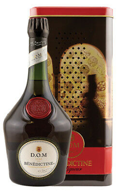 Dom Benedictine French Herbal Liqueur 700ml(Boxed)