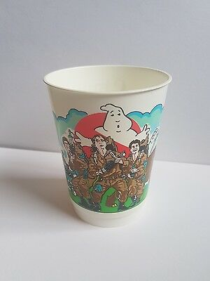 Vintage Original Ghostbusters 1984 Coke  Hoyts Cinema Cup