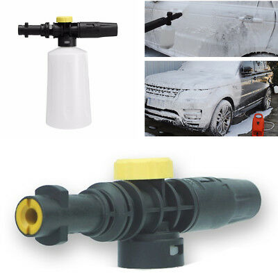 Car Snow Foam Lance High Pressure Washer Brass nozzle 60 bar-160 bar for K2-K7