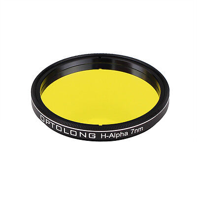 "New OPTOLONG 7nm 2"" H-Alpha Filter Narrowband Astronomical Photographic Filter"