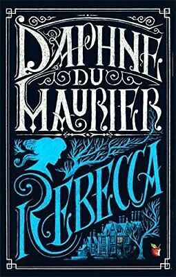 Rebecca by Daphne Du Maurier New Paperback Book