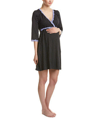 Belabumbum Maternity Dottie Night Shirt