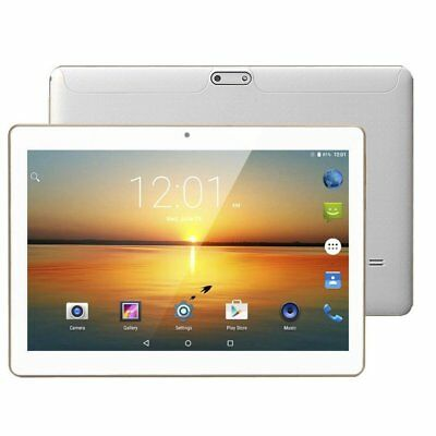 10.1'' Android 4GB+32GB Tablet PC 8 Core MIC HD WIFI apps 2SIM 3G Phablet