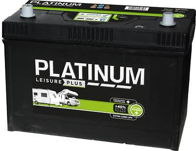 12V 110AH Ultra Deep Cycle Leisure Marine Battery - 3 yrs Wrnty