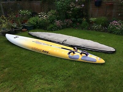 WINDSURF KIT WITH Mistral Equipe board,Sails,Booms,Masts and all bits  needed