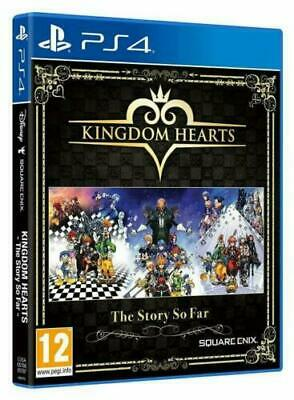 Kingdom Hearts The Story So Far - 1.5 + 2.5 Hd + 2.8 Final Chapter Prologue Ps4