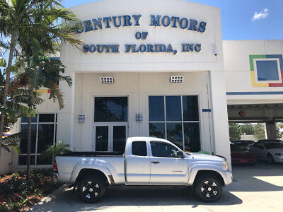 2005 Toyota Tacoma  Alloy Wheels 4WD CD 1 Owner Clean CarFax 4.0L V6