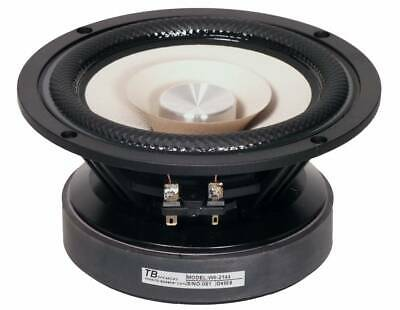 """Tang Band W6-2144 6-1/2"""" Paper Cone Full Range Driver 8 Ohm"""