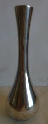 TIFFANY & CO. MAKERS STERLING SILVER SMALL VASE   #23636 -  91 grams