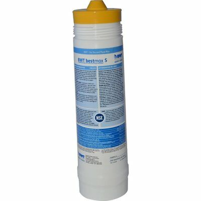 BWT Bestmax Small Water Filter Cartridge Filtration Single Unit S